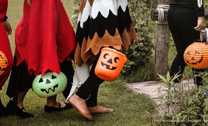 'Halloween': Fiesta o riesgos para los niños y adolescentes