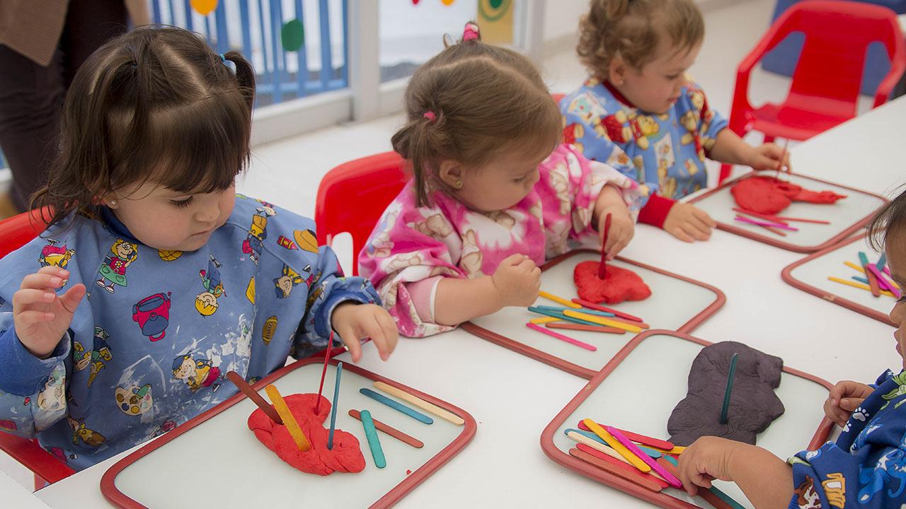 Jardín Infantil Blanco y Negro - Claves para el éxito en la adaptación al jardín infantil