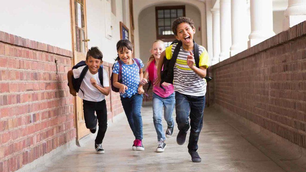 Regreso al colegio: felicidad y seguridad Enero 2019 se presenta con muchas ilusiones, deseos y reflexiones frente al deber que como padres de familia, educadores, cuidadores y comunidad en general nos presenta uno de los mayores retos: Regreso a Clases.