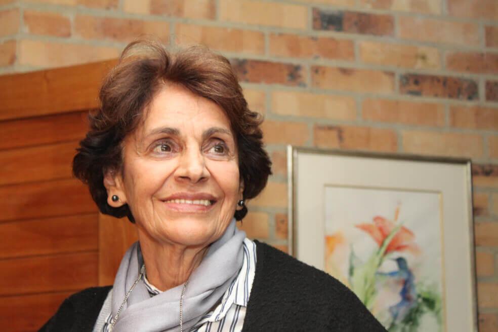 Martha Bonilla Gamba: Fundadora del Liceo Juan Ramón Jiménez, una mujer adelantada a su época.