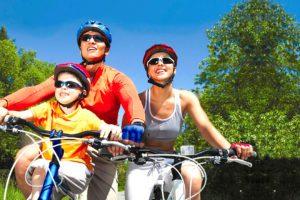 El deporte en familia afianza los lazos