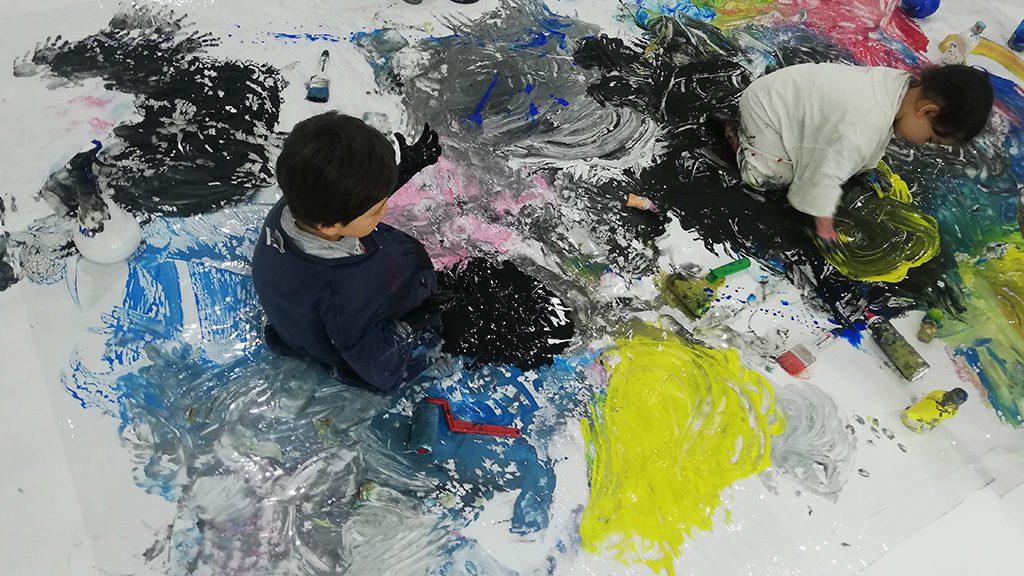 El ambiente como potenciador del desarrollo integral de los niños