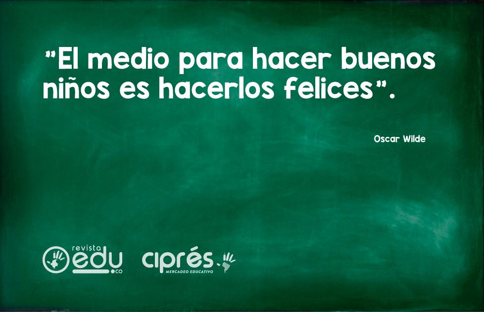 Oscar Wilde | Frases de Educación