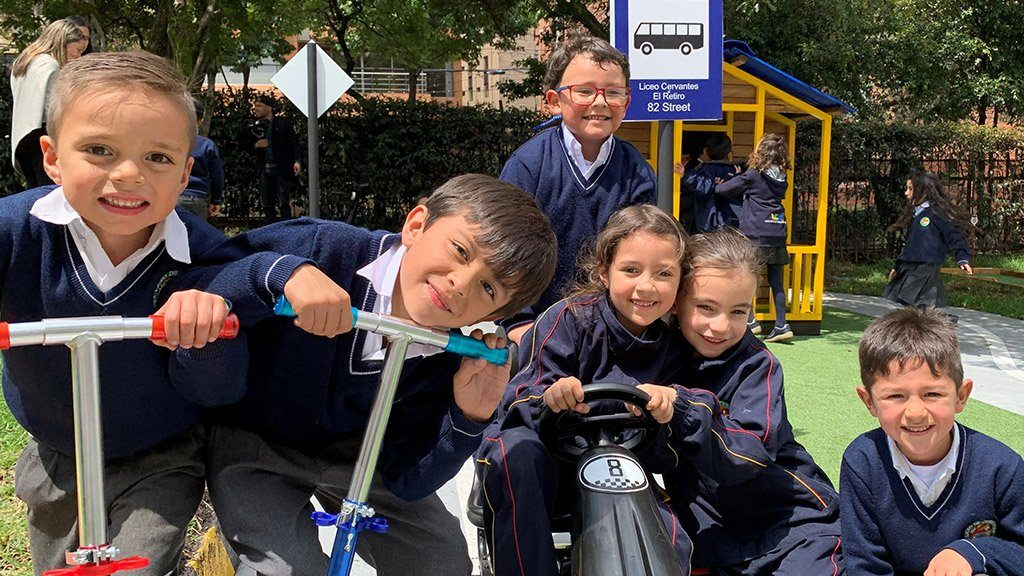 Educación positiva | Liceo de Cervantes El Retiro