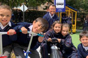 Educación positiva en el Liceo de Cervantes El Retiro: Juventud, tesoro y promesa de una sociedad feliz.