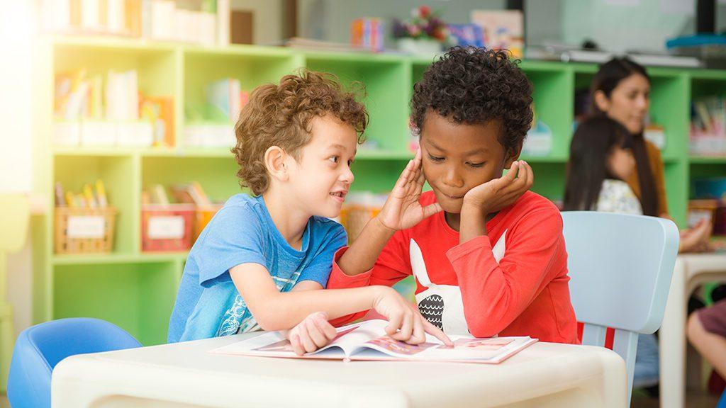 Sugerencias para acompañar el desarrollo de los niños desde casa: 4 – 5 años