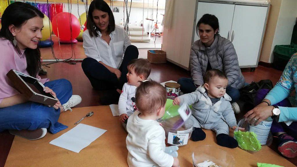 Sugerencias para acompañar el desarrollo de los niños desde casa: 0 – 3 meses