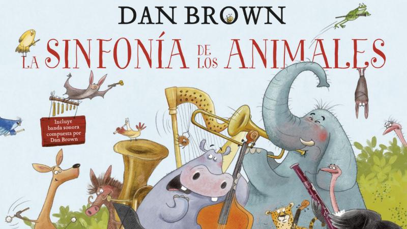La sinfonía de los animales de Dan Brown
