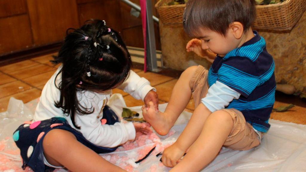 ¿Cómo participar de los juegos de los niños sin sentir que los interrumpo?