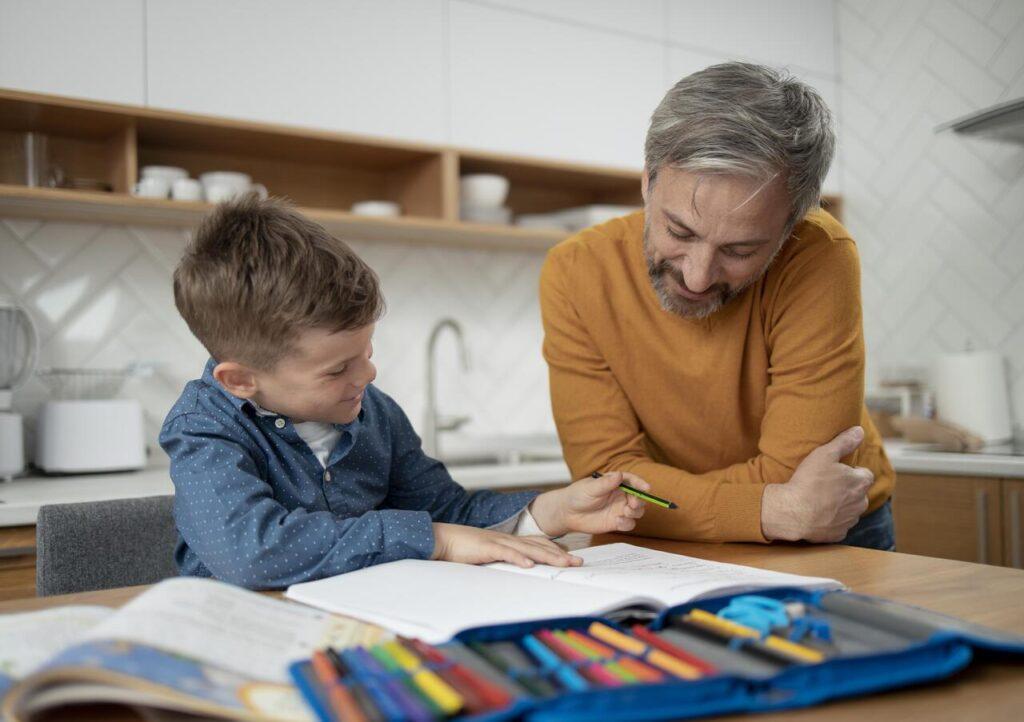 Seamos padres responsables: enseñanza física, mental y emocional para nuestros hijos