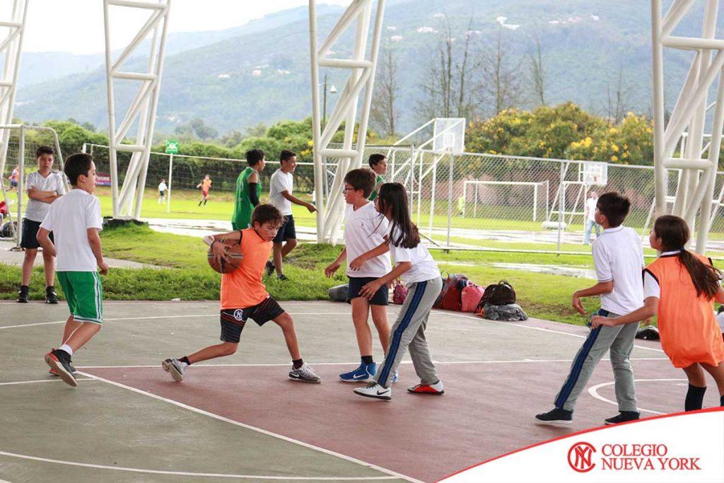 La importancia del deporte en la etapa escolar