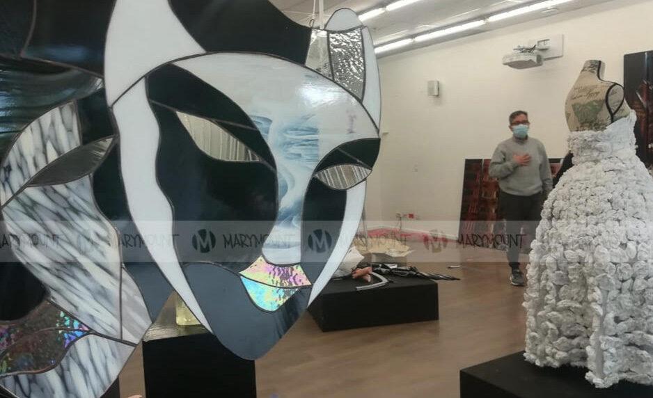 Exposición del Colegio Marymount de Bogotá