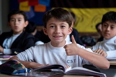 Disciplina de confianza: Un espacio de crecimiento personal en el Colegio San Tarsicio